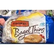 thomas bagel thins everything
