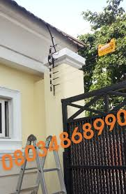 Cost Of Electric Fencing In Nigeria 2348034868990 Properties Nigeria