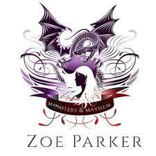 Author Zoe Parker #interview ...