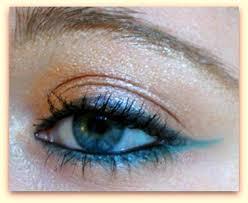 gold eye shadow ideas sparkling eye