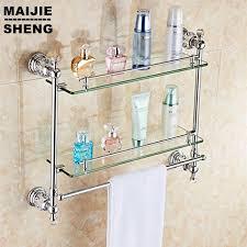 bathroom shower glass shelf bath shower