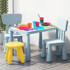 Thickening Children S Desk And Chair Set Kindergarten Dining Table Set For Kids Chair Study Desk Kids Room Furniture Childs Desk Aliexpress