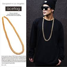 miami cuban link chain men s hip hop