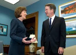 Brett Kavanaugh vote: Sen. Susan Collins voting 'yes' on Kavanaugh