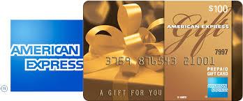 american express gift cards balance