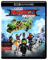 The Lego Ninjago Movie (4K Ultra HD + Blu-ray) – Walmart Inventory ...