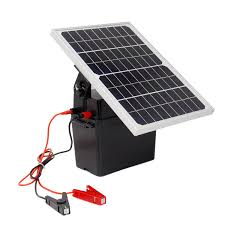 China Solar Fence Charger 12 Volt 3 Joule China Electric Fence System Electric Fence