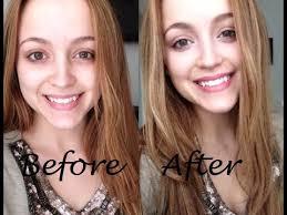 my no makeup makeup look how to