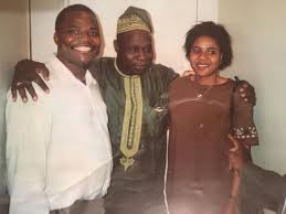 Respect Your Elders: A Snapshot Of My Parents And President Obasanjo In A  Bronx Apartment - OkayAfrica