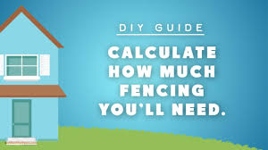Vinyl Fence Calculator How To Create A Vinyl Fence Layout Youtube