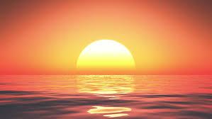 sun rise stock fooe video 100
