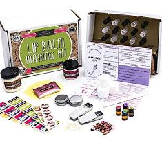 diy lip balm kit 73 piece set