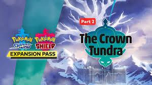 Pokemon Sword and Shield Crown Tundra ...