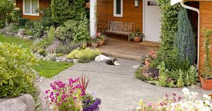 Simple Front Yard Landscaping Ideas Better Homes Gardens