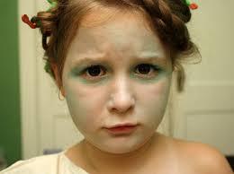 easy 3 medusa costume and makeup tutorial