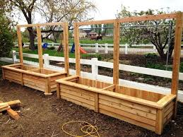 planter box designs wood diy square