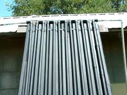 solar home homemade solar heater