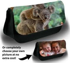 koala bear pencil case toiletries bag