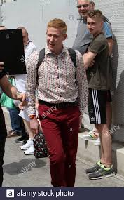 Liam Played by Adam Gillen on set for a take at Neptune s Bar Benidorm  series 10 20/04/2017 (credit image©Jack Ludlam Stock Photo - Alamy