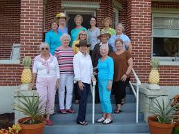 Garden Club of IRC presents Flower Show at Hallstrom House