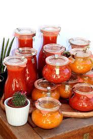 faites vos conserves de sauce tomate