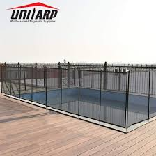 China Cheap Aluminum Removable Temporary Safety Swimming Pool Protection Fence Diy China Temporary Swimming Pool Fence And Safe Temporary Swimming Pool Fence Diy Price