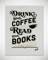 good book and coffee quotes