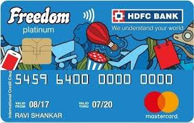hdfc bank credit cards enjoy