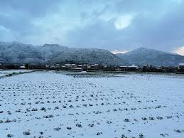 Alcantara – Etna – Nebrodi : scuole chiuse per neve lunedì
