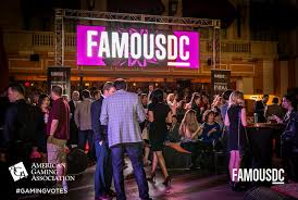 FamousDC Lights Up the Vegas Strip - FamousDC