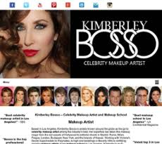 kimberley bosso la make up artist