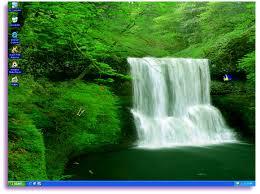 waterfalls animated wallpaper free
