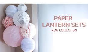 Designer Paper Lanterns For Weddings And Nursery Decor Under The Paper Lantern