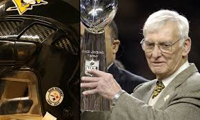 Penguins And Pitt Football To Wear Fantastic Steelers Helmet Stickers To Honor The Late Dan Rooney For The Win