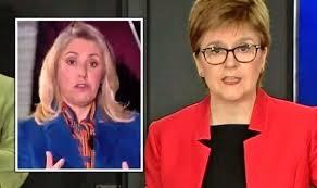 Nicola Sturgeon embroiled in furious row with BBC 'Never enjoyed ...