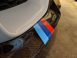 Bmw M Performance Color Stripes Woo Stickers And Decals For The People