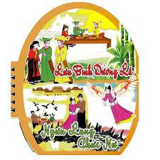 Tranh Truyện Cổ Tích Việt Nam - Lưu Bình Dương Lễ - Ngưu Lang Chức Nữ |  nhanvan.vn – Siêu Thị Sách Nhân Văn