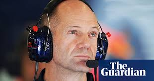 Last dinosaur' Adrian Newey has vision to drive Red Bull's dominance |  Sport | The Guardian