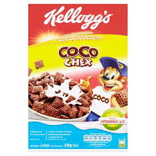 coco chex breakfast cereal 330g