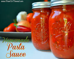 homemade pasta sauce recipe mom on