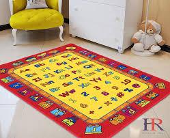 Letters Numbers Math Symbols Kids Educational Play Mat Rug For School Classroom Kids Room Daycare Nursery Non Slip Gel Back Rug Carpet Walmart Com Walmart Com