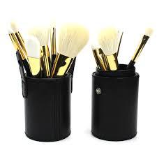 makeup brushes travel storage