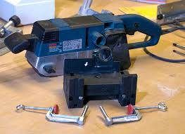 sanding stands add versatility to belt