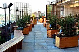 kimoto rooftop beer garden