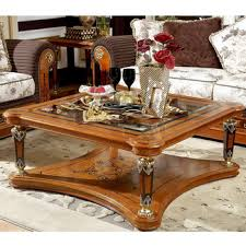 antique solid wood luxury hand carved