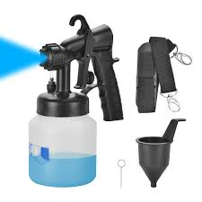 Buy Vogvigo Electric Spray Gun Automatic Spray Gun Paint Sprayer For Car Parts Wall Fence Painting Deck Staining Furniture Refinishing In Cheap Price On Alibaba Com