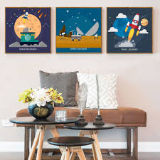 Space Lunar Cycle Modern Poster Art Prints Moon Phase Art Canvas Painting Home Room Science Lunar Phases Wall Pictures Decor Buy At The Price Of 2 66 In Aliexpress Com Imall Com