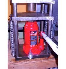 a new jack for my hydraulic press
