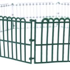 fence simulation model toy