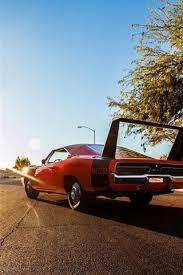 1969 dodge charger orange supercar